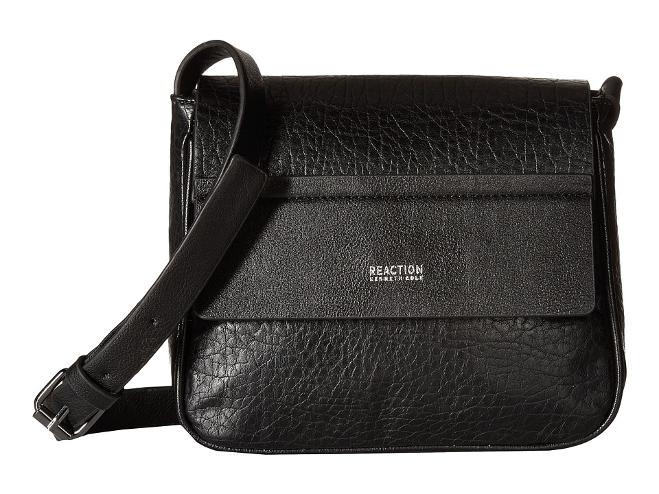 Kenneth Cole Reaction - On the Border Mini Bag (Black) Handbags