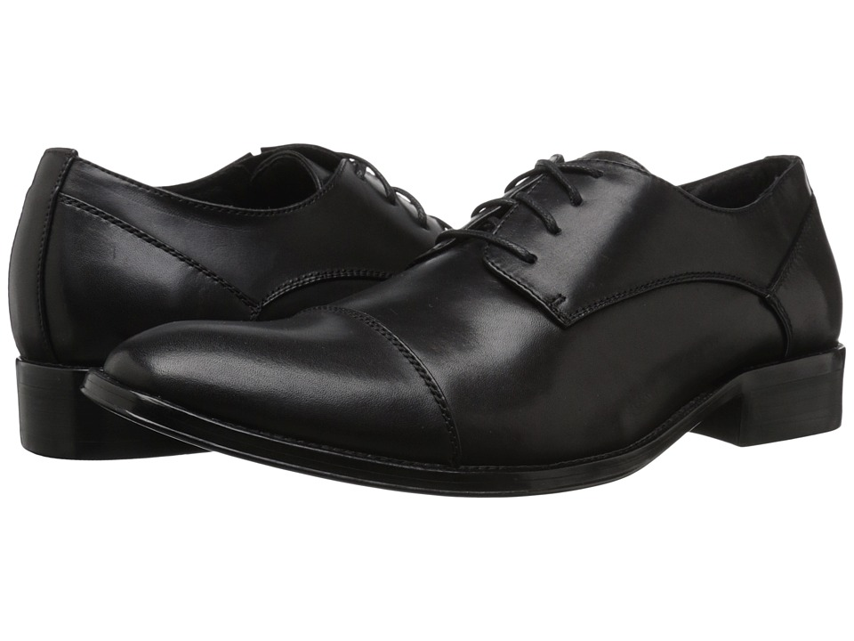 Mark Nason - Draper (Black Leather) Men's Shoes