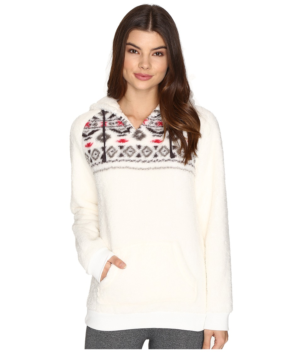 P.J. Salvage - Southwest Cozy Hoodie (Natural) Women's Pajama