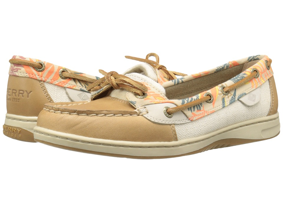 Sperry Top-Sider - Angelfish (Seaweed Tan) Women's Slip on Shoes
