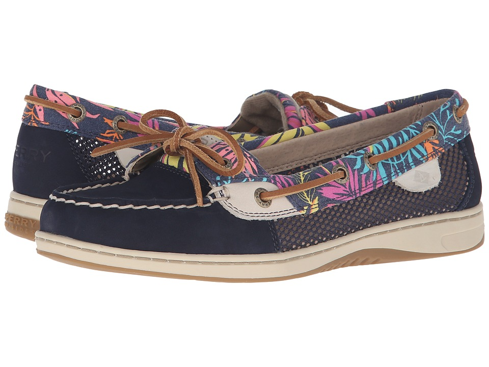Sperry Top-Sider - Angelfish (Seaweed Mesh) Women's Slip on Shoes