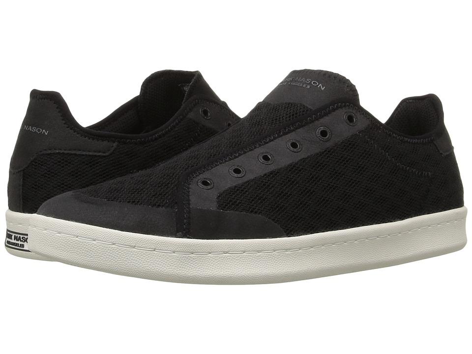 Mark Nason - Summershade (Black Mesh/White Bottom) Men's Shoes