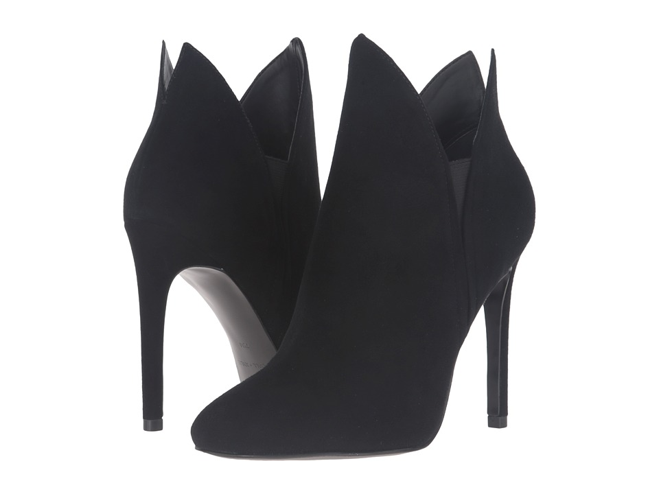 KENDALL + KYLIE - Madison (Black Multi Savory Suede/Gore) Women's Shoes
