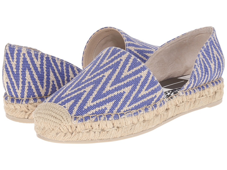 Dolce Vita - Ciara (Blue Linen) Women's Shoes