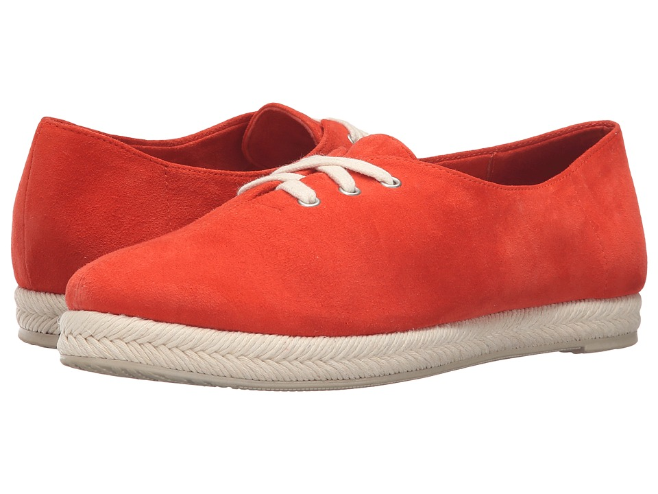 Dolce Vita - Jacky (Red/Orange Suede) Women's Shoes