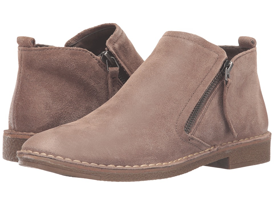 Dolce Vita - Frost (Dark Taupe Suede) Women's Shoes