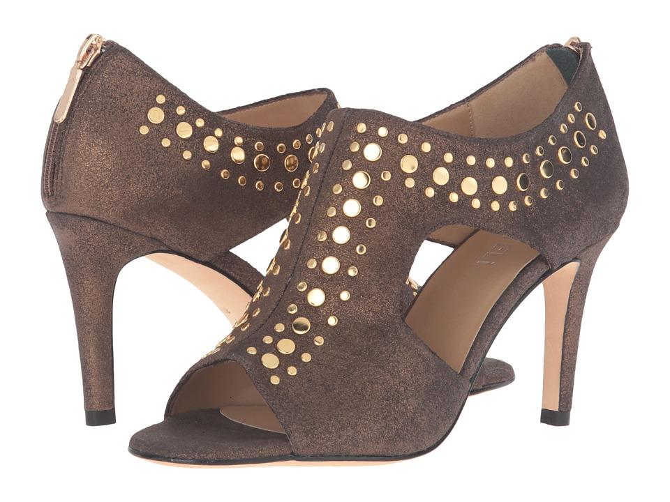 Vaneli - Baccy (Bronze Metal) High Heels
