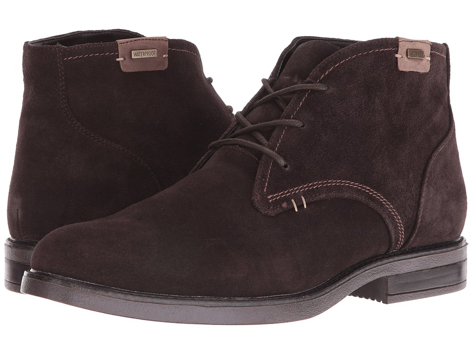 Blondo Gustave Waterproof (Coffee Suede) Men