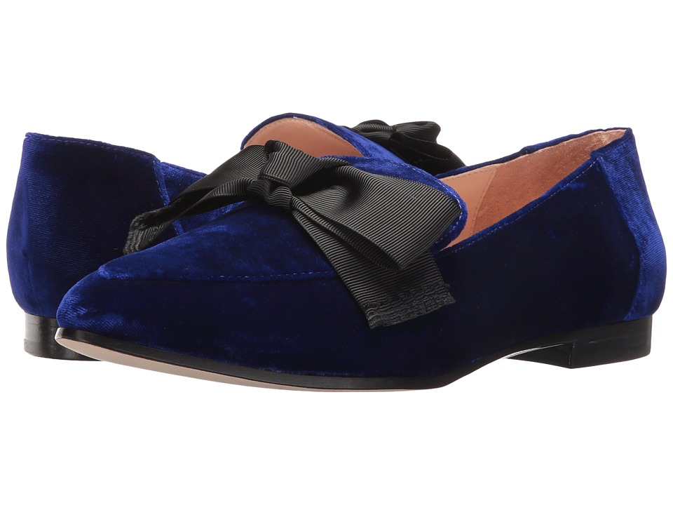 Kate Spade New York - Claudia (Ink Blue Velvet) Women's Shoes