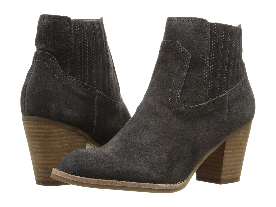 Dolce Vita - Jethro (Anthracite Suede) Women's Shoes