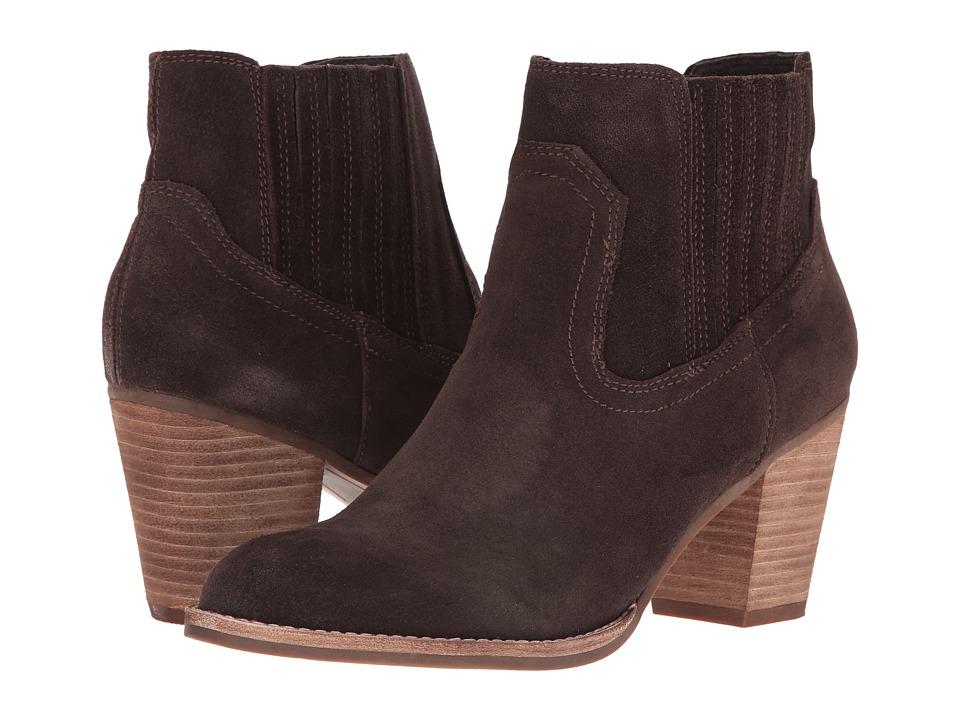 Dolce Vita - Jethro (Espresso Suede) Women's Shoes