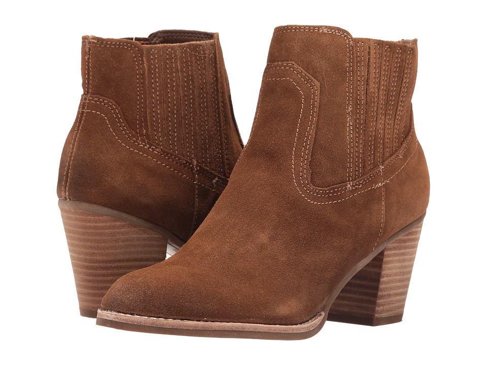 Dolce Vita Jethro (Dark Saddle Suede) Women