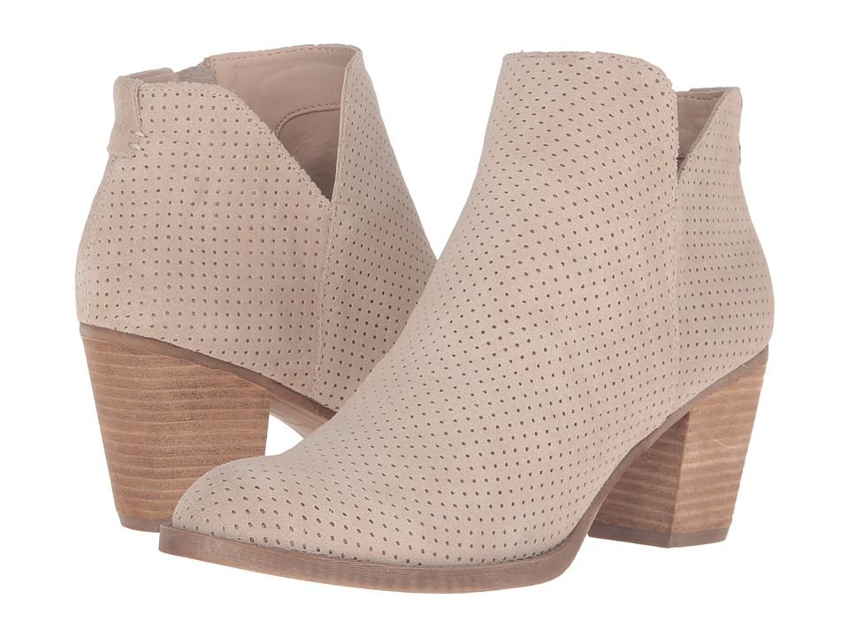 Dolce Vita - Janie (Natural Suede) Women's Shoes