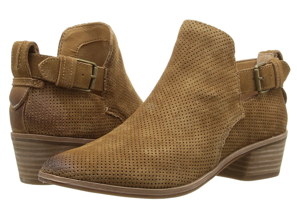 Dolce Vita - Kacey (Camel Suede) Women's Shoes