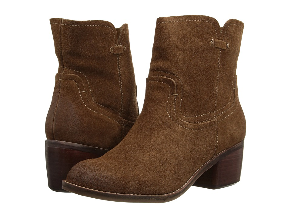 Dolce Vita Gayle (Dark Saddle Suede) Women