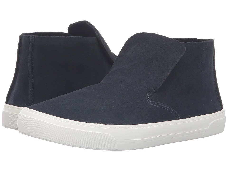 Dolce Vita - Xay (Navy Suede) Women's Shoes