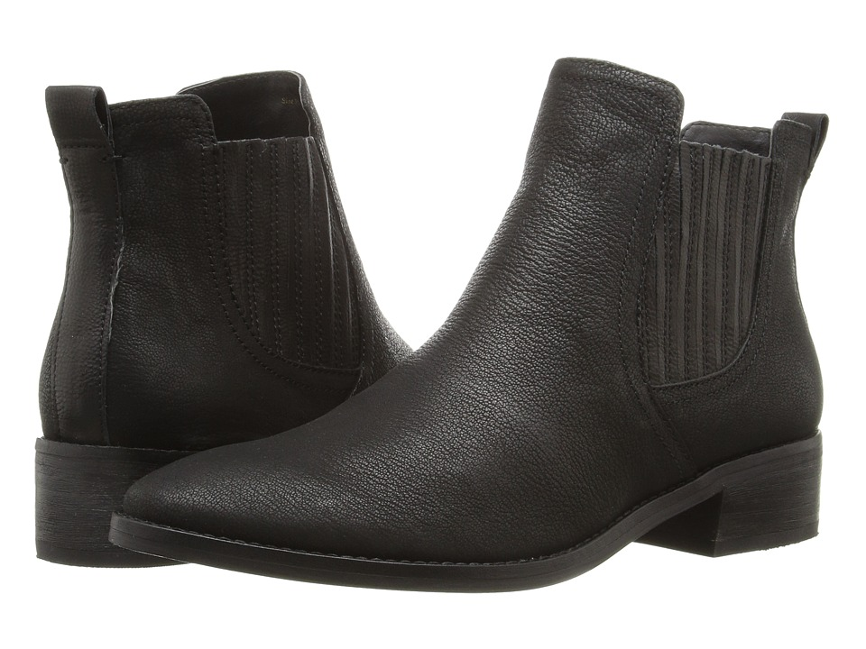 Dolce Vita - Tyrell (Black Leather) Women's Shoes