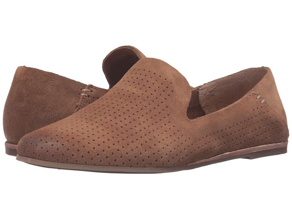 Dolce Vita - Alia (Camel Suede) Women's Shoes