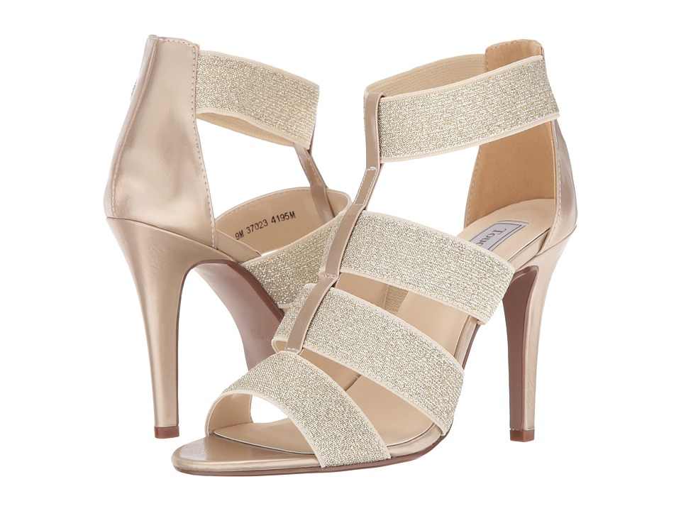 Touch Ups - Kinsley (Champagne Shimmer) Women's Shoes