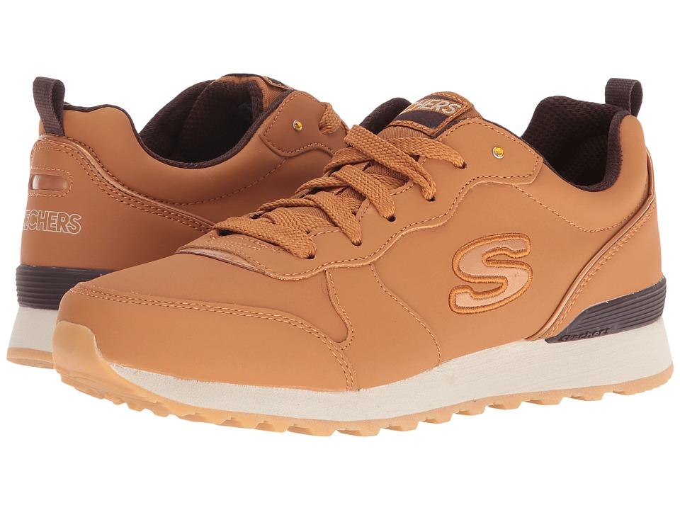SKECHERS - OG 85 - Street Sneak Low (Wheat) Women's Shoes