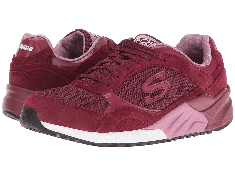 SKECHERS - OG 95 - Great Heights (Burgundy) Women's Shoes