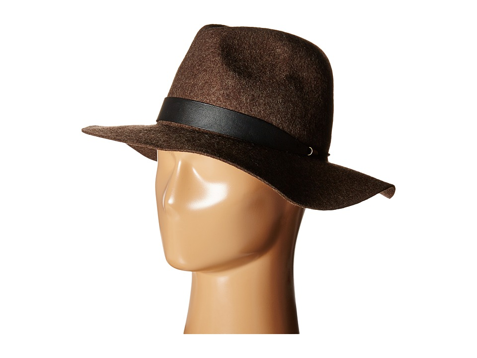 Michael Stars - World Traveler Wide Brim (Java) Caps