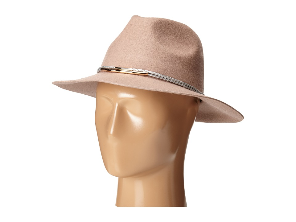 Michael Stars - Gilded Rancher Wide Brim (Sesame) Caps