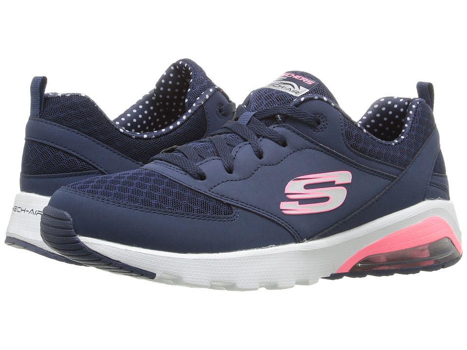 SKECHERS - Skech - Air Extreme (Navy) Women's Shoes