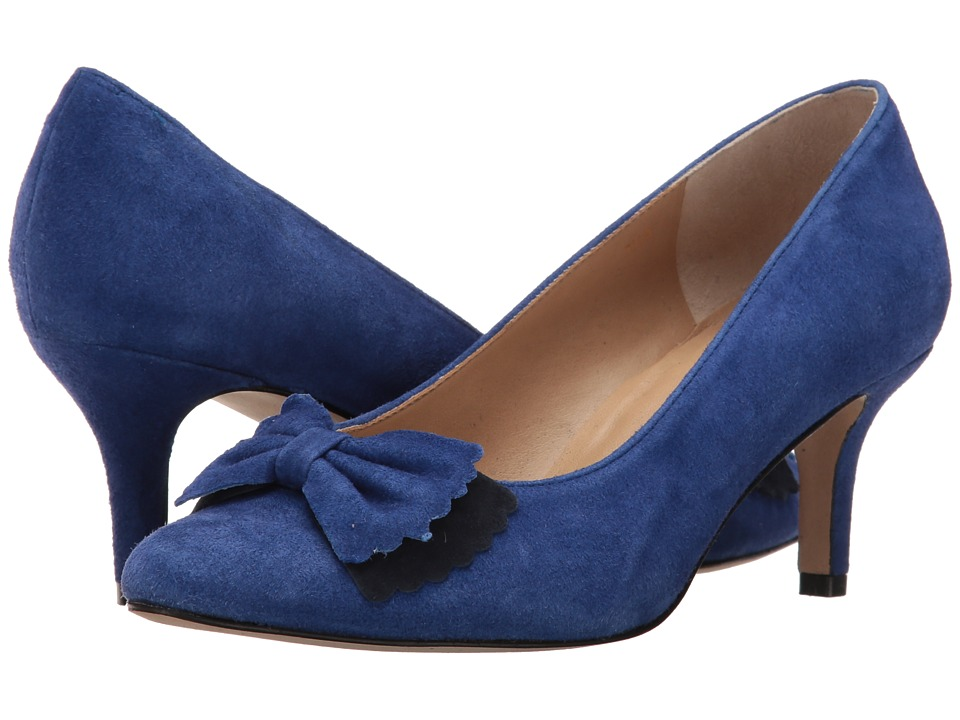 Vaneli - Lexine (Jordan Blue Suede) Women's Shoes