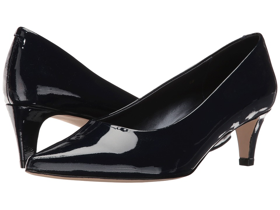 Vaneli - Tidy (Navy Patent) High Heels