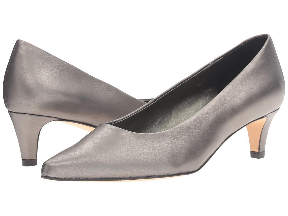 Vaneli - Tidy (Pewter Pearl Nappa) High Heels