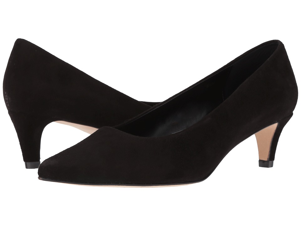 Vaneli - Tidy (Black Suede) High Heels