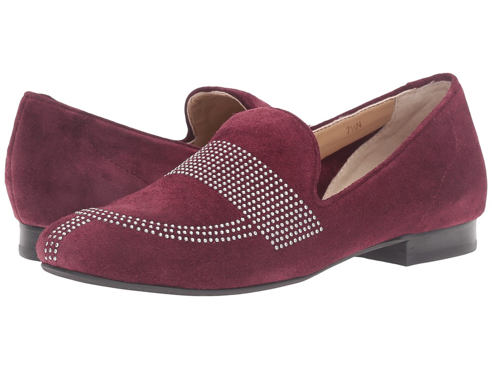 Vaneli - Fawne (Aubergine Suede) Women's Shoes