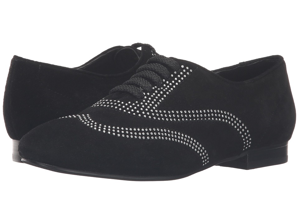 Vaneli - Fayanne (Black Suede) Women's Shoes