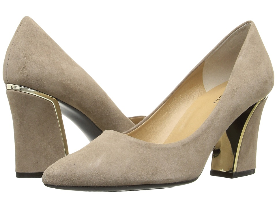 Vaneli - Soraya (Truffle Suede) Women's Shoes