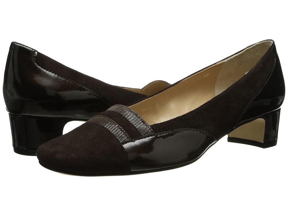 Vaneli - Dairy (T.Moro Suede/Patent/Miniliz) Women's Shoes