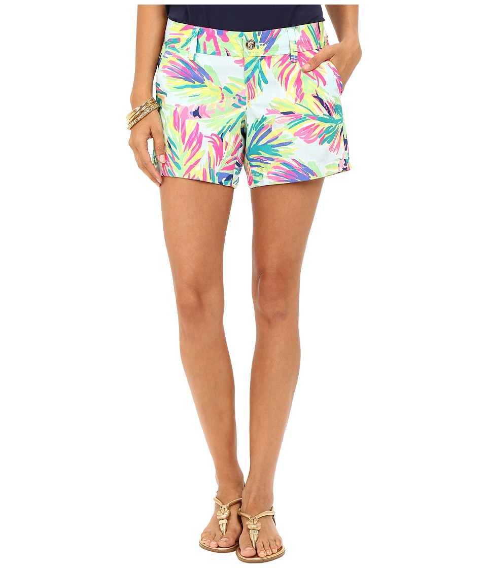 Lilly Pulitzer - Callahan Shorts (Multi Island Time) Women's Shorts
