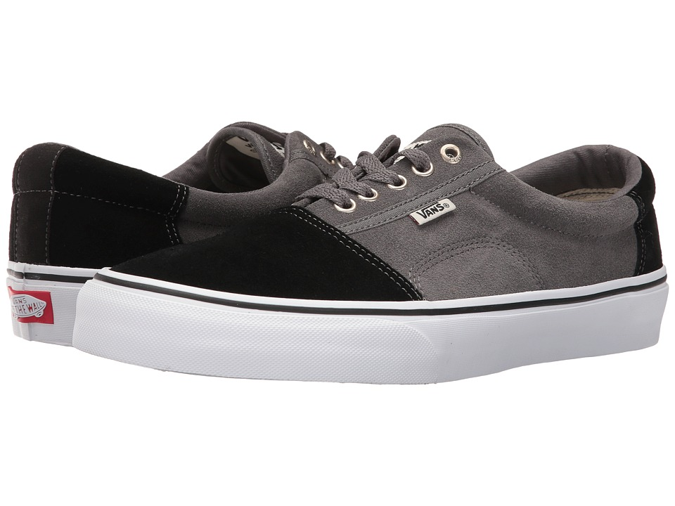 Vans Rowley [Solos] (Black/Pewter) Men
