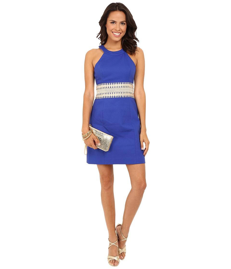 Lilly Pulitzer - Ashlyn Shift Dress (Bomber Blue) Women's Dress