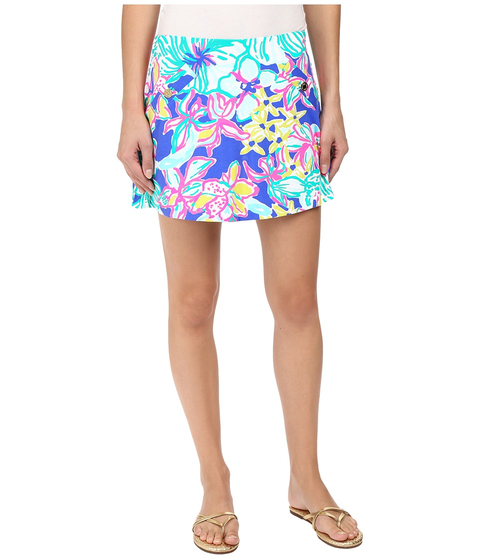 Lilly Pulitzer - Madison Skort (Iris Blue Casa Azul) Women's Skort