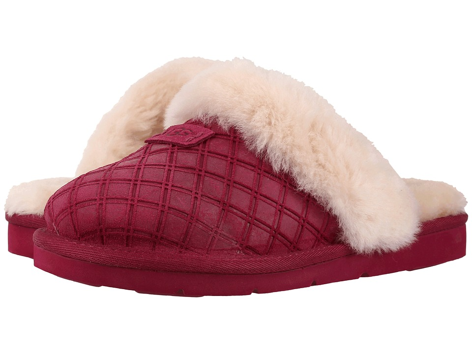 UGG - Cozy Double Diamond (Lonely Hearts) Women's Slippers