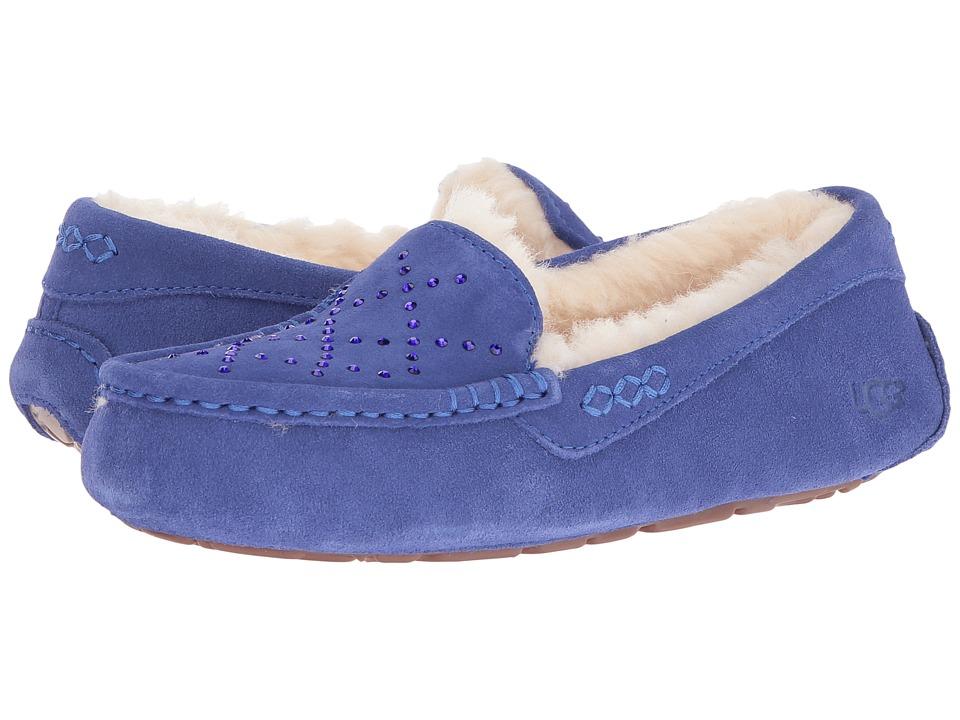 UGG - Ansley Crystal Diamond Holiday Gift Box (Night Sky) Women's Slip on Shoes