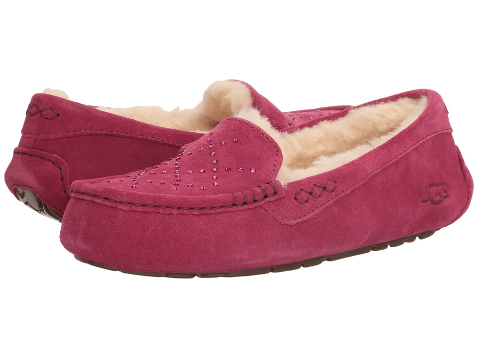 UGG - Ansley Crystal Diamond Holiday Gift Box (Lonely Hearts) Women's Slip on Shoes