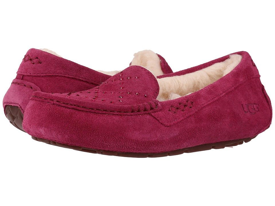 UGG - Ansley Crystal Diamond (Lonely Hearts) Women's Slip on Shoes