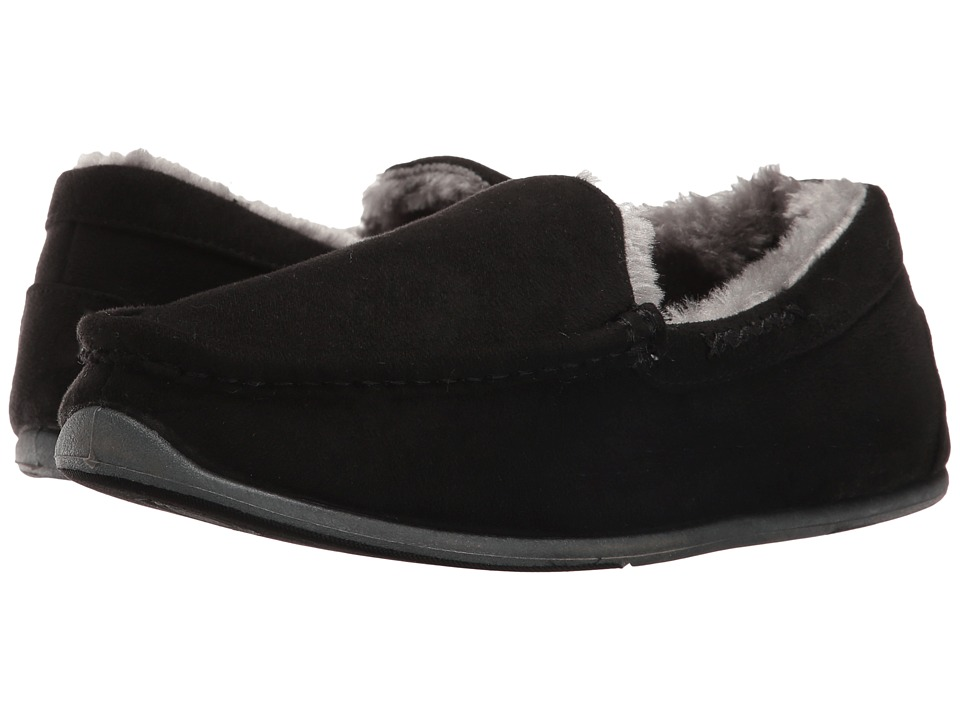 Deer Stags - Birch (Black) Women's Shoes