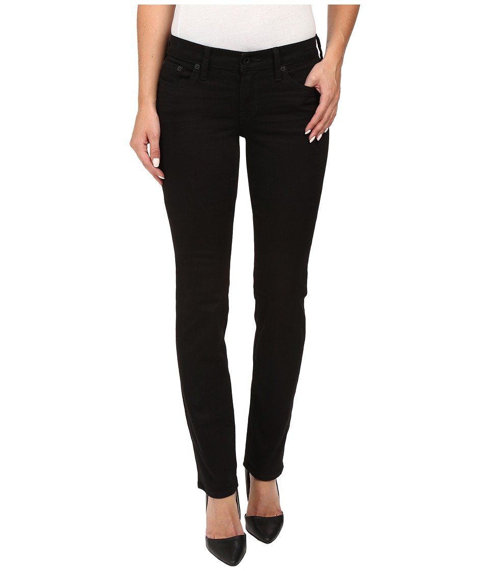 Lucky Brand - Sweet N Straight in Black Amber (Black Amber) Women's Jeans