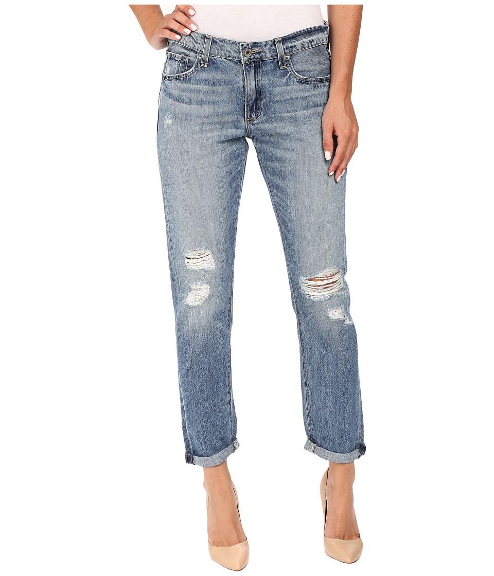 Lucky Brand - Sienna Slim Boyfriend in Bixel (Bixel) Women's Jeans