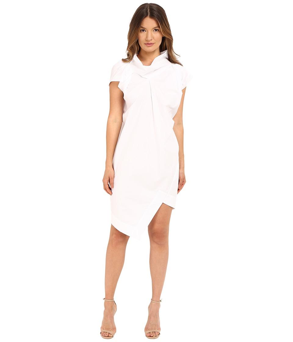 Vivienne Westwood - Cave Mini Dress (Optical White) Women's Dress