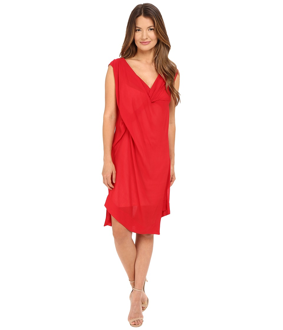 Vivienne Westwood Stitch Dress (Red) Women