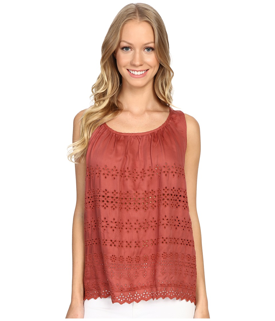 Lucky Brand - Schiffly Top (Cowhide) Women's Sleeveless